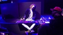 Marco Parisi plays the Seaboard at NAMM Guitars Bass