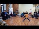 Фестиваль Level up Баттл по брейк-дансу в Академии Танца Саратов. 04.02.2018. 07. Финал. Дети.
