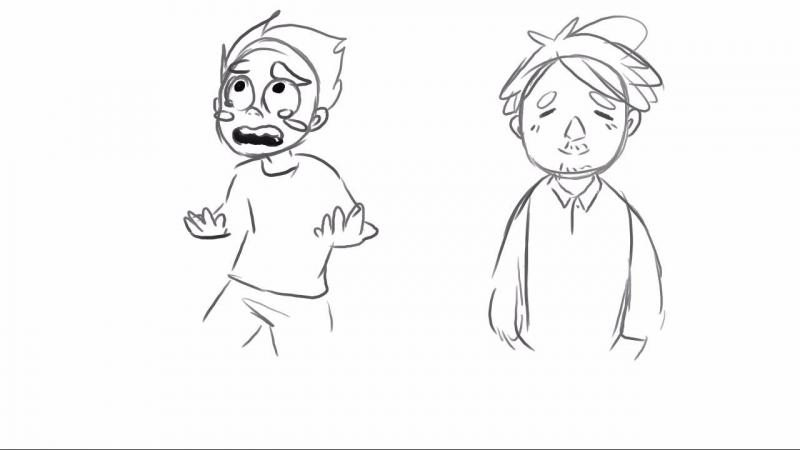 Temoki Пробная анимация