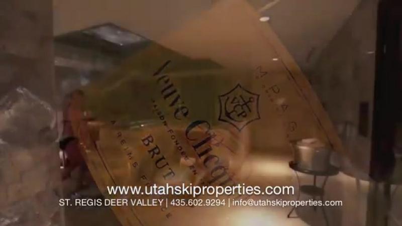 The St. Regis Deer Valley Resort in Park City Utah