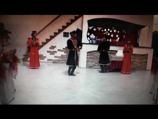Калмыцкии танец с участием Токлы