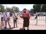 Латунные и мельхиоровые монеты изготовил псковский минцмейстер в центре Вологды