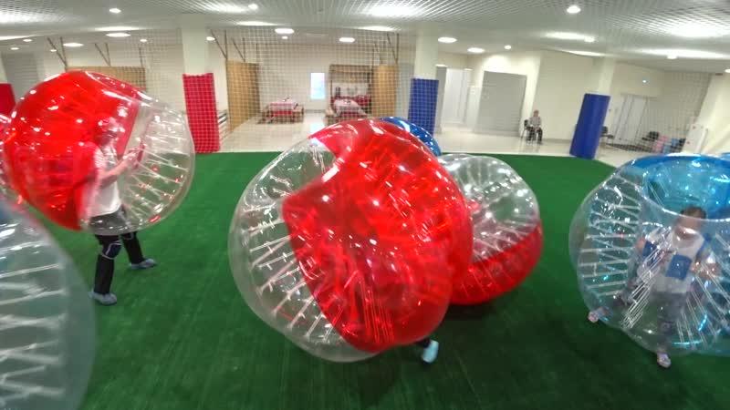 Неваляшка бампербол клуб