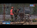 На станции Чуприяновка завершается строительство автомобильного тоннеля