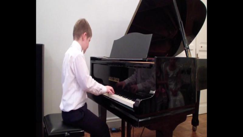 концерт в музее-квартире Римского-Корсакова (1 отделение)