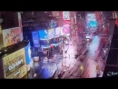LIVE CAM Times Square Crossroads New year city