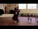 Аргентинское танго в пансионате Заря