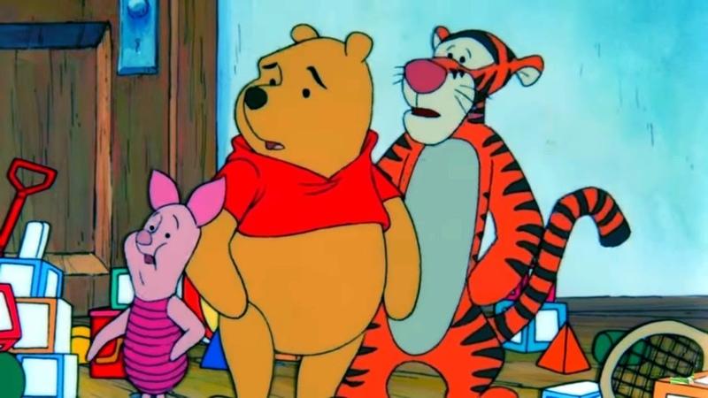 Новые приключения медвежонка Винни и его друзей - Серия 6, Сезон 1   Мультфильмы Disney Узнавайка