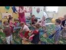 Танец с платочками у Киры