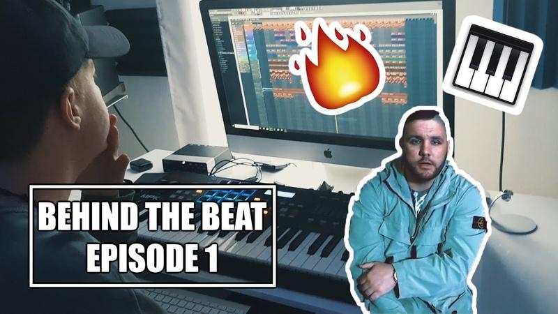 Beats machen für Fler! 🔥 Making a Fler Type Trap Beat In FL Studio 12 | Behind The Beat EP. 1