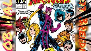Homage Cover Of The Week - West Coast Avengers 1
