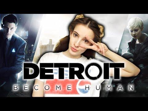 DETROIT: BECOME HUMAN | Прохождение 2 | Андроиды vs Люди
