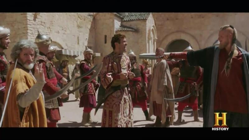 "Викинги 5 сезон 4 серия ¦ Vikings 5x04 Promo Trailer ""The Plan"" (HD)"