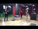 Aerobics fitball тренер Подболотова Мария