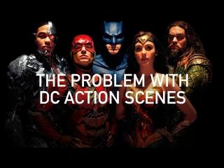 ПРОБЛЕМА Action-сцен фильмов DC [JaskierxЖЮ]