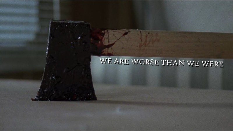 The Walking Dead: We Are Worse Than We Were