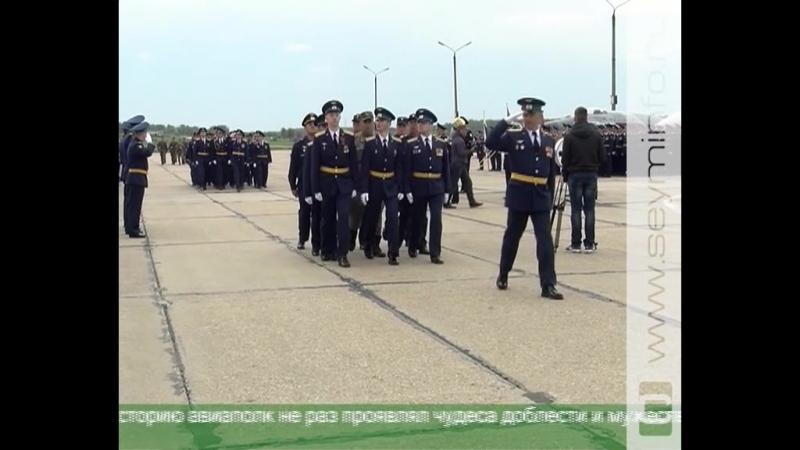 Курский истребительный авиаполк провел День открытых дверей