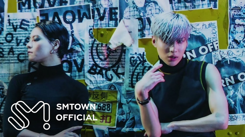 TAEMIN 태민 MOVE 3 Performance Video (Duo Ver.)