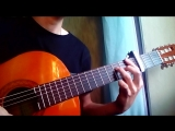 James Blunt - You're Beautiful (fingerstyle guitar)
