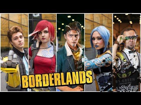 Borderlands Cosplay (Starcon 2016)
