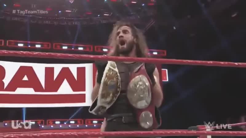 Dean turns on Seth