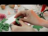 Как создаются цветы из фоамирана