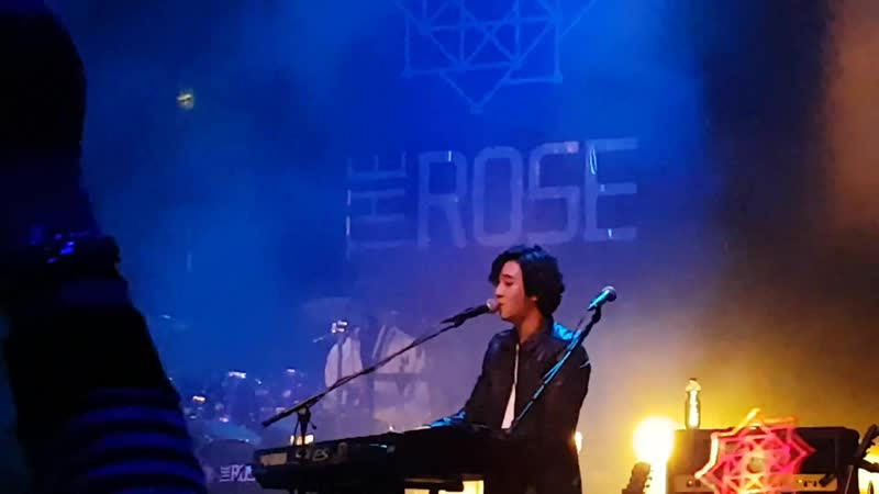 The Rose ( I.L.Y.) live in BERLIN 18.11.2018
