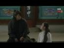 Снег\Момент из 4 серии\Лунные влюблённые - Алые сердца: Корё\Хэ Су и Ван Со\Четвертый принц\Moon Lovers: Scarlet H