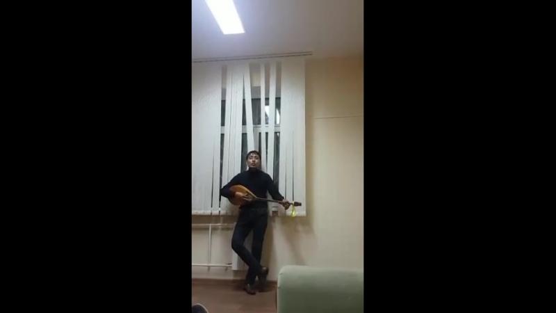 Безумно красивый голос Друг Баука