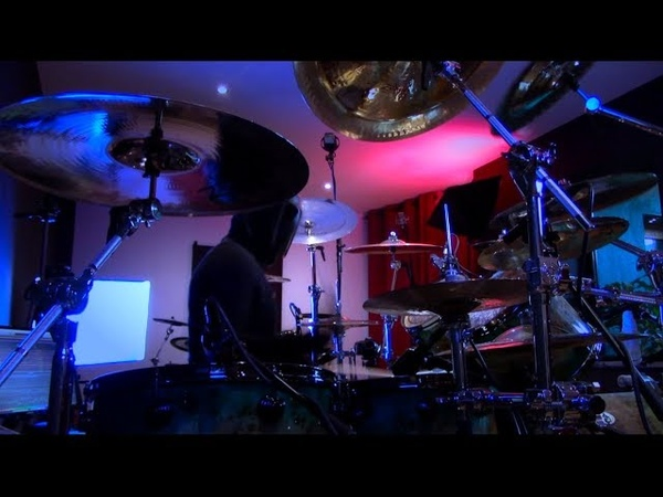 138 Pantera - Rise - Drum Cover