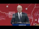 CPAC-GOV PENCE-CHRISTIAN CONSERVATIVE