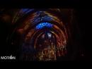 Световое шоу в Базилике Нотр Дам