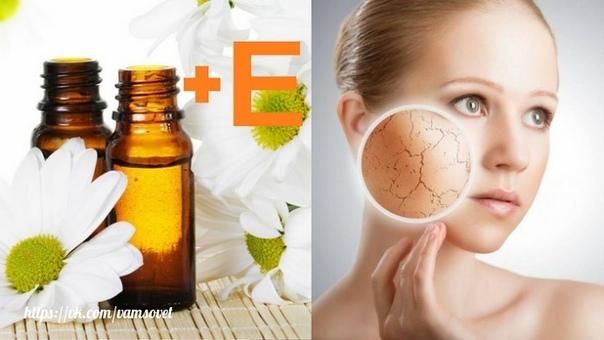 Глицерин и витамин Е для вашей молодости и красоты