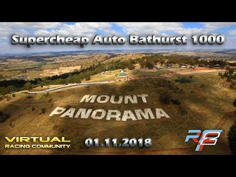 VRC.one V8 Supercars - Round 8 - Bathurst