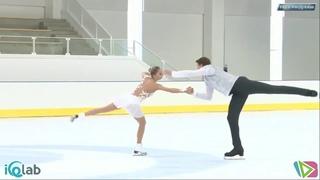 Aleksandra BOIKOVA / Dmitrii KOZLOVSKII FS - Lombardia Trophy 2018