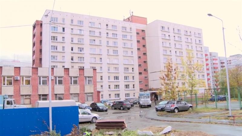 Коммунально-неблагополучные многоэтажки в Озёрске