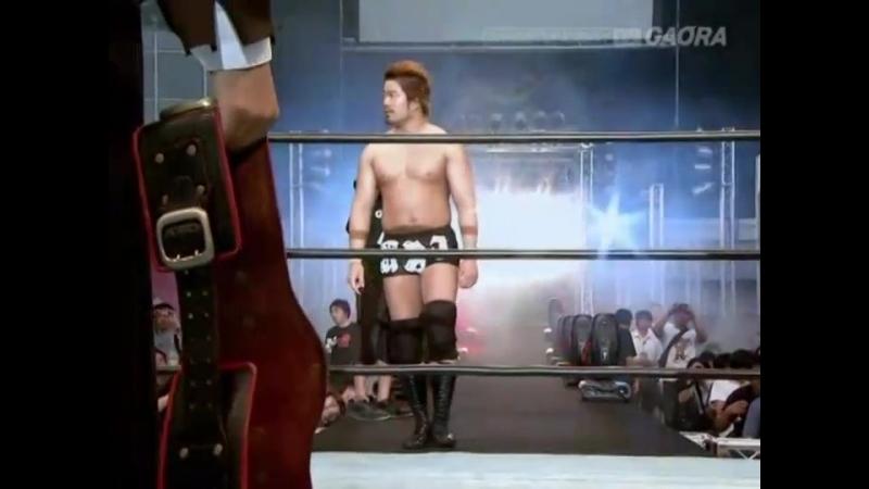 AJPW 11/06/2011 Pro Wrestling Love in Taiwan