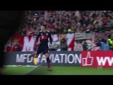 James at His Best at Bayern M