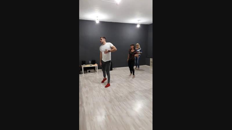 Live: Танцы в Астрахани Сальса, Бачата, Кизомба, Стрет