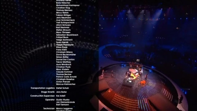 ESC 2011 Reprise of Italian entry jury dress rehearsal смотреть онлайн без регистрации
