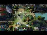 Alliance vs WAR - WTF MOST EPIC MATCH  BASE RACE IN TI8 QUALIFIERS - Dota 2