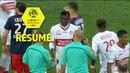 Лига 1 33 тур Кан Тулуза Обзор матча