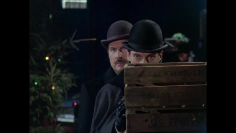 Голубой карбункул-Приключения Шерлока Холмса. Серия 7 (Великобритания телесериал 1984-1994 годов) FullHD