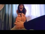 Anastasias Feet Gets Tickled Part 1
