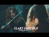 Clary Fairchild ○ Ready For It ○ Hiverdale