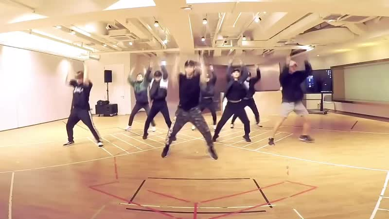 InkedEXO (Ooh La La La) Dance Practice D.O_