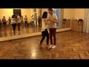 🎥 Резюме урока по танцу Кизомба- 19.05.18