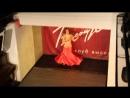 Выступление на конкурсе восточного танца ¡DIFERENTES! 26.08.2018 1.2