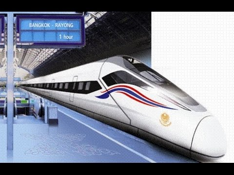 HIGH SPEED RAILWAY THAILAND