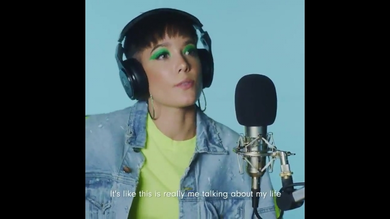 Halsey's interview with Zane Lowe on Beats 1